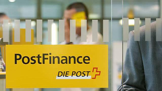 Die Postfinance verlangt künftig Geld für die Kontoführungsgebühr - unabhängig vom Kontostand