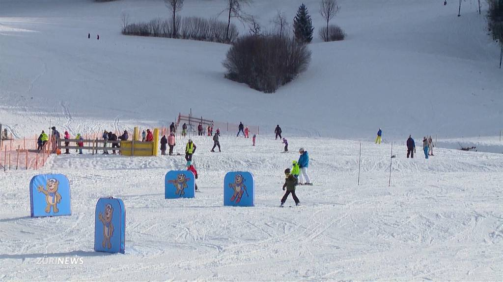 Skisaison in Bäretswil wieder eröffnet