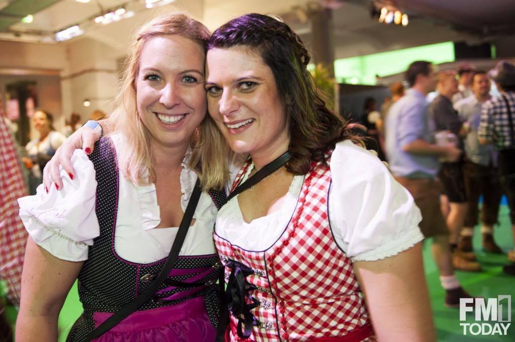 Happy am Churer Oktoberfest (© FM1Today/Kevin Suter)