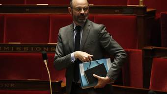 Steht wegen des Umgangs mit der Coronavirus-Pandemie in der Kritik: Frankreichs Premierminister Edouard Philippe.