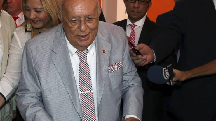 90-jährige gestorben: ehemaliger Präsident der Türkei Süleyman Demirel (Archiv)