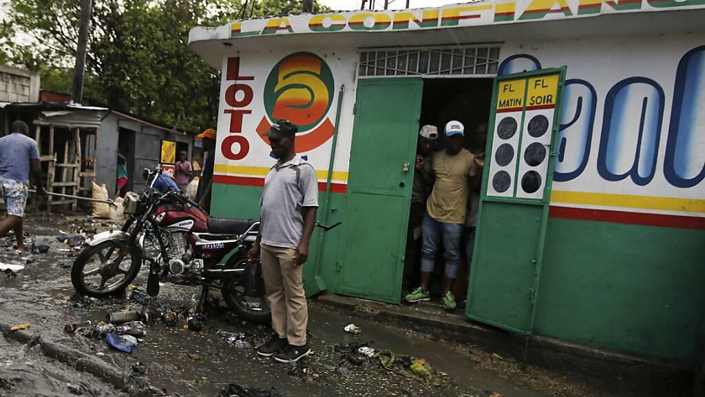 Haitis Rumpf-Senat wählt nach Attentat Übergangs-Präsidenten