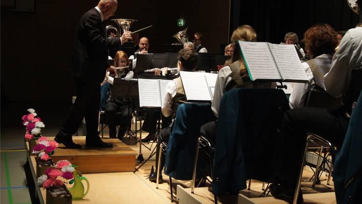Geglückte Hauptprobe: Im Juni wird die Harmoniemusik Rohrdorf in Laufenburg um Punkte kämpfen.