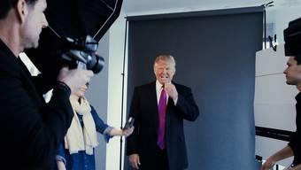 «Trump hatte ein Tic Tac im Mund, es hatte dieselbe schneeweisse Farbe wie sein Gebiss. Er nahm es in die Hand und warf es bei sich im Büro auf den Boden.»