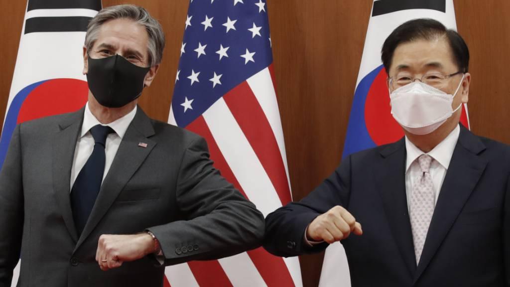USA sehen beispiellose Herausforderungen durch Nordkorea und China