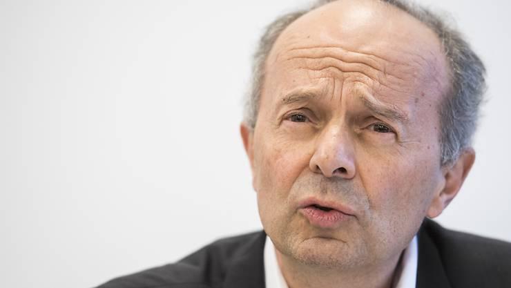 Der Zürcher Stadtrat Richard Wolff.