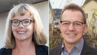 Petra Kuster will nicht Gemeindeammann werden, Martin Uebelhart hingegen schon.