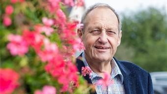 Roland Huggler (63) führte zwei Jahrzehnte lang den Familienbetrieb Huggler Baumaschinen AG in Suhr. Jetzt hat er Zeit für das Amt des Gemeindeammanns.