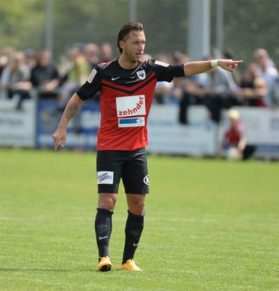 FCA-Testspieler Fabian Stoller.