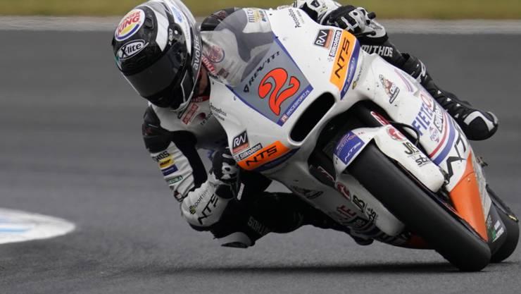 Jesko Raffin startet zum GP von Australien aus der 7. Position. Nur zweimal war der Zürcher in seiner Karriere im Qualifying besser