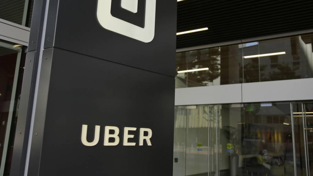 Laut dem Fahrdienstleister Uber gab es im Jahr 2018 bei über einer Milliarde Fahrten in den USA rund 3000 Meldungen über sexuelle Gewalt. (Archivbild)