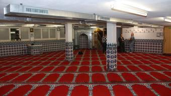 Die Moschee in Aarburg ist einer der sieben Einrichtungen im Aargau, die von der Türkei unterstützt werden
