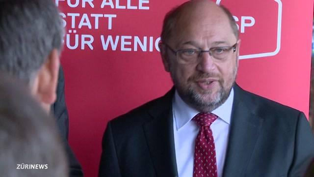 EU-Ratspräsident lobt Schweizer Flüchtlingspolitik