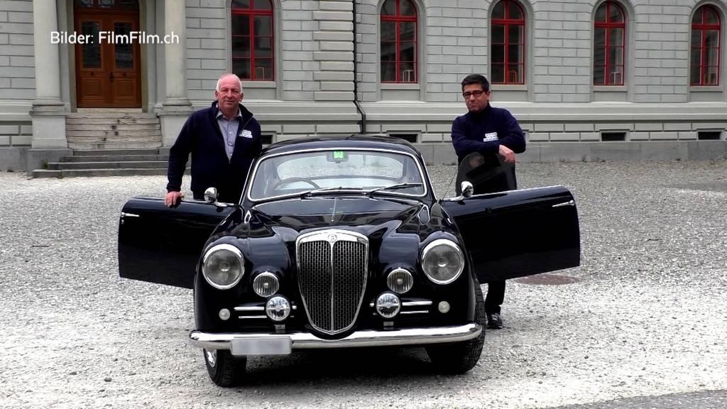 Mille Miglia mit Aargauer Beteiligung