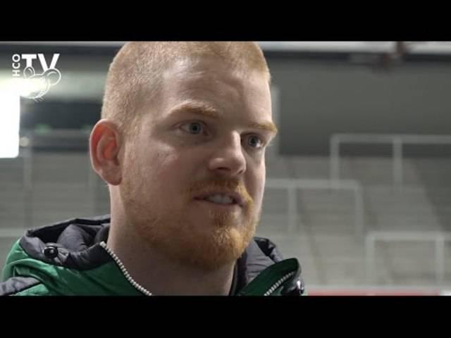 EHCO-Torhütertrainer Simon Pfister