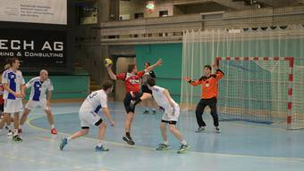 Handball, 1. Liga Dietikon-Urdorf unterliegt GC Amicitia Zürich mit 21:36