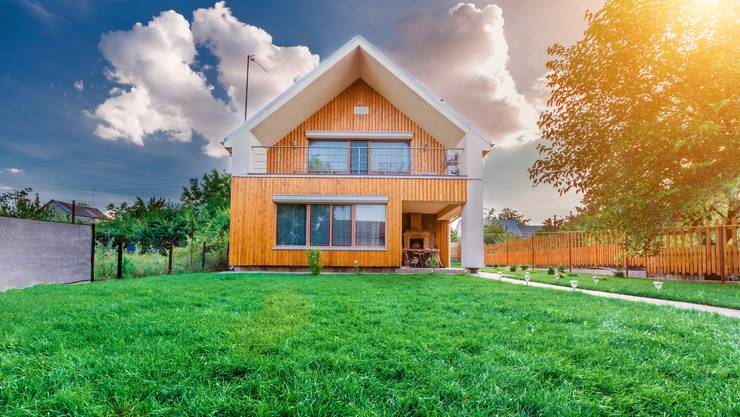 10 argumente warum es sich lohnt ein holzhaus zu bauen. Black Bedroom Furniture Sets. Home Design Ideas