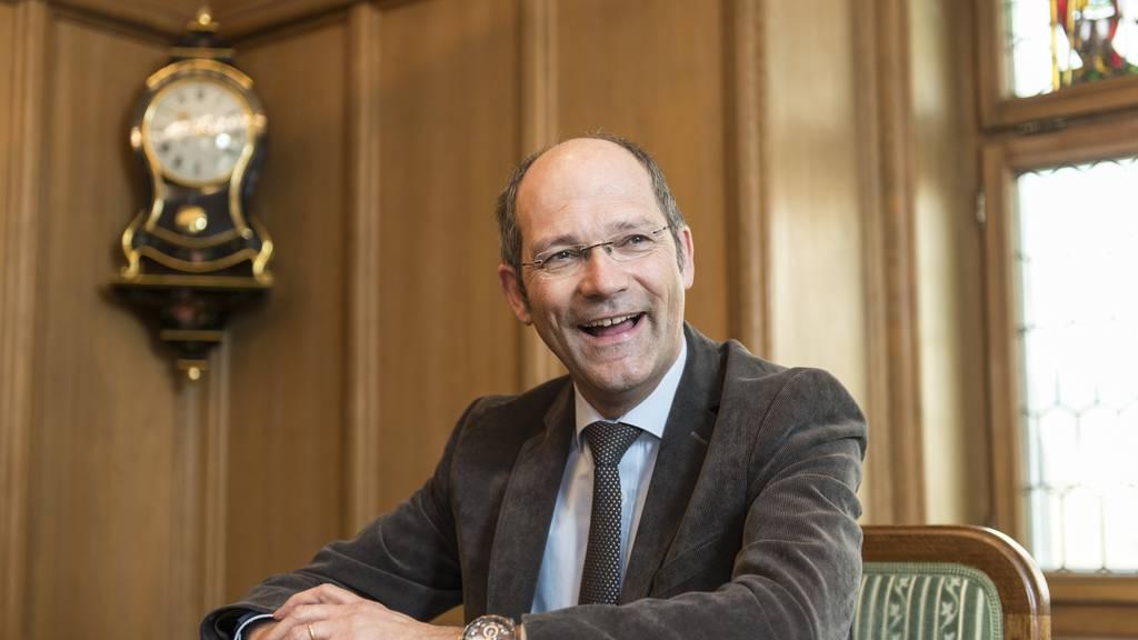 «Dass die Innerhoder SP erneut versucht einen persönlichen Angriff zu starten, war zu erwarten», sagt Daniel Fässler.