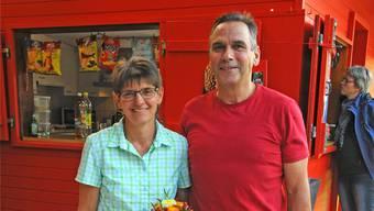 Martha und Daniel Graber prägten in den letzten elf Jahren den Badibetrieb in Bottenwil massgeblich.