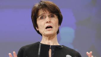 EU-Sozialkommissarin Marianne Thyssen (Archiv)