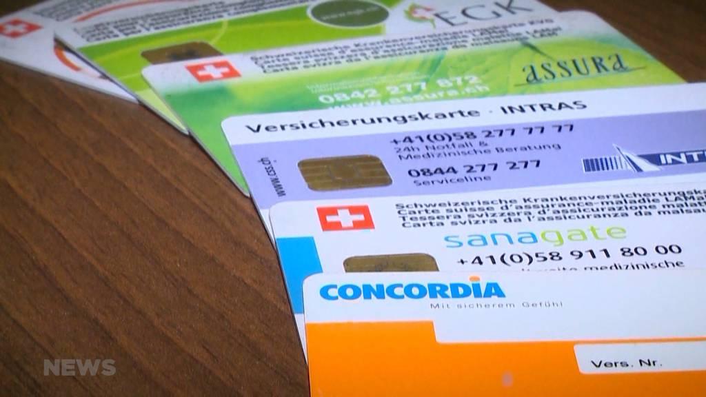 Krankenkassenprämien sinken im Kanton Bern