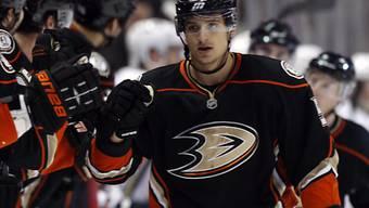 Luca Sbisa bleibt für weitere vier Jahre bei Anaheim