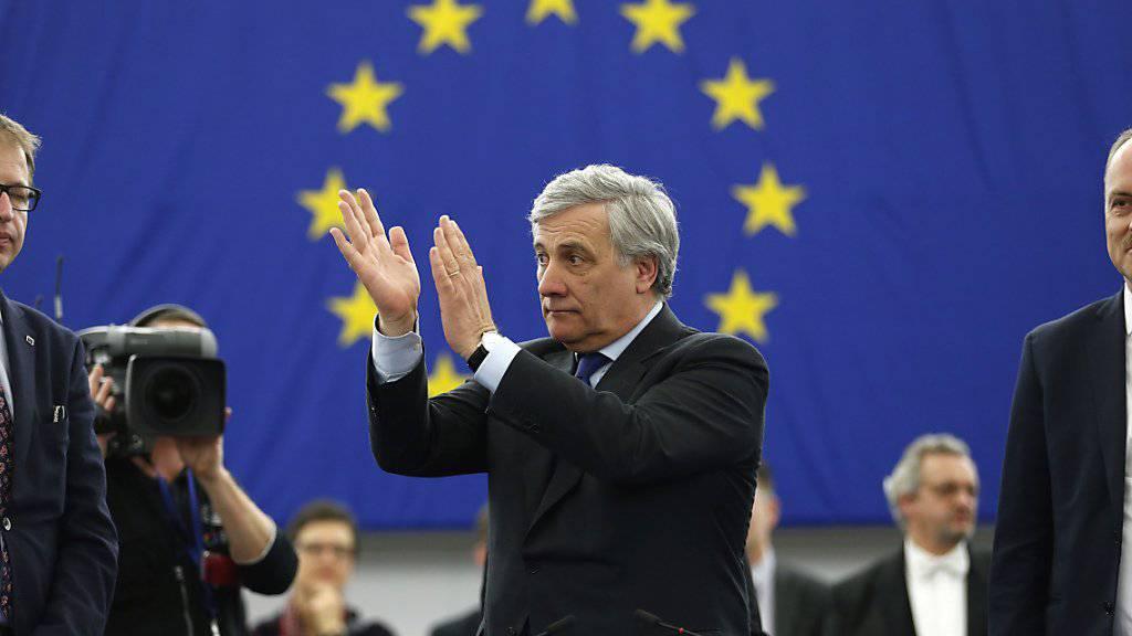 Präsident Des Europaparlaments