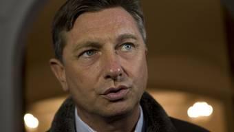 Der slowenische Präsident Borut Pahor (Archiv)