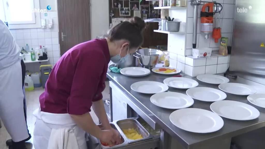Den Gastrobetrieben fehlt das Personal