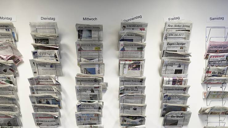 Schweizer Medien berichten vermehrt über Muslime: Die meisten Beiträge erzeugen eine Distanz zu dieser Minderheit. (Symbolbild)