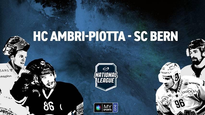 Eishockey National League