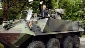 Der Bundesrat bereist Ueli Maurers Heimat Hinwil