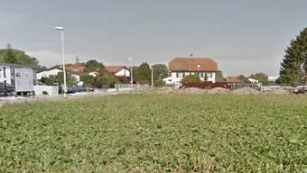 Der Winkelbau soll auf dem Geralafinger Gewerbeland Zielmatten-Süd errichtet werden.