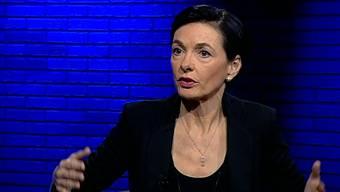 Marianne Binder gibt ihr Amt als Sprecherin der CVP Schweiz im Herbst ab