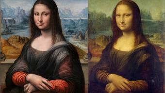 Mona Lisa erlebt das 21. Jahrhundert