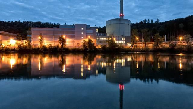 Das Kernkraftwerk Mühleberg im Kanton Bern (Archiv)
