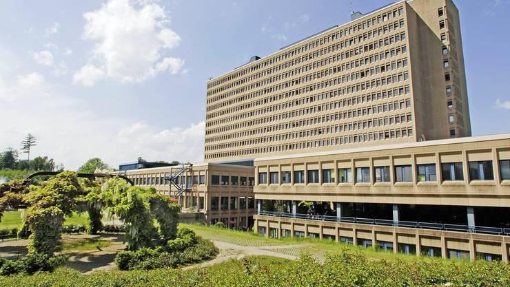 Das Kantonsspital Baden. (Archivbild)