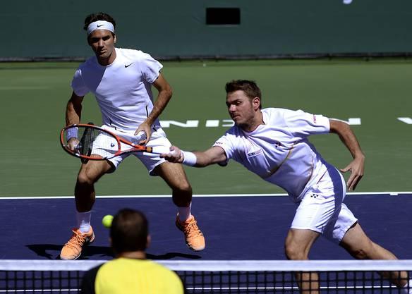 Im April wartet der Davis-Cup Viertelfinal gegen Kasachstan.