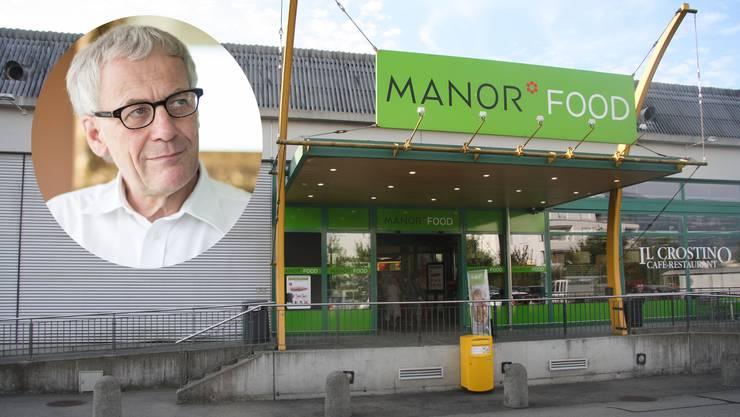 Kurt Fluri: «Manor Food bot Produkte an, die sehr geschätzt wurden.»