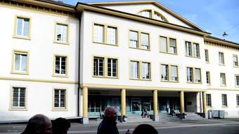 Das Strafgericht in Liestal