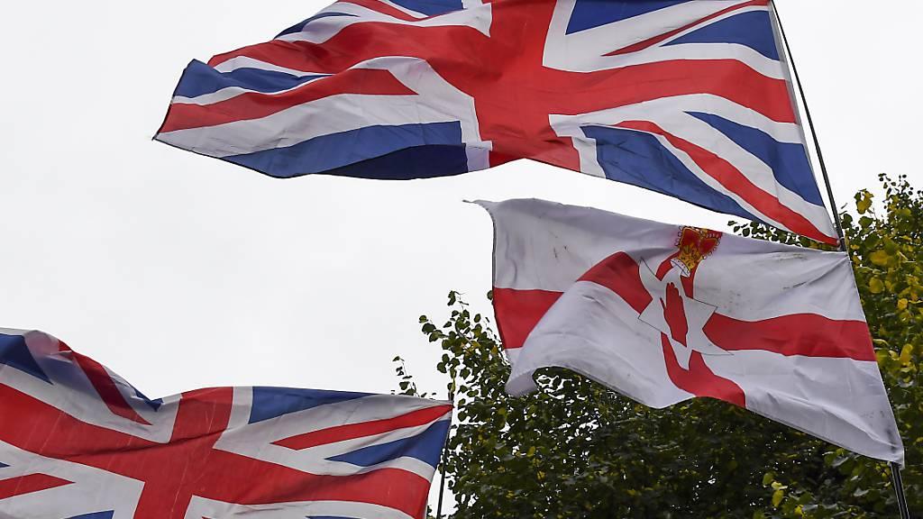 Nordirische DUP-Partei lehnt Teile der Brexit-Vorschläge ab