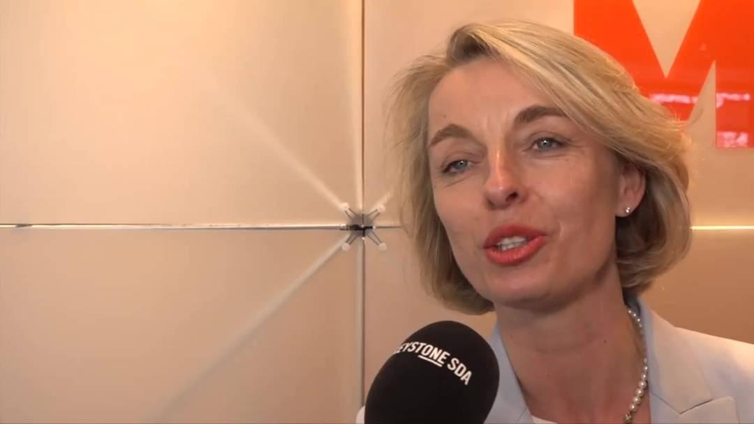 Ursula Nold zur neuen Migros-Präsidentin gewählt