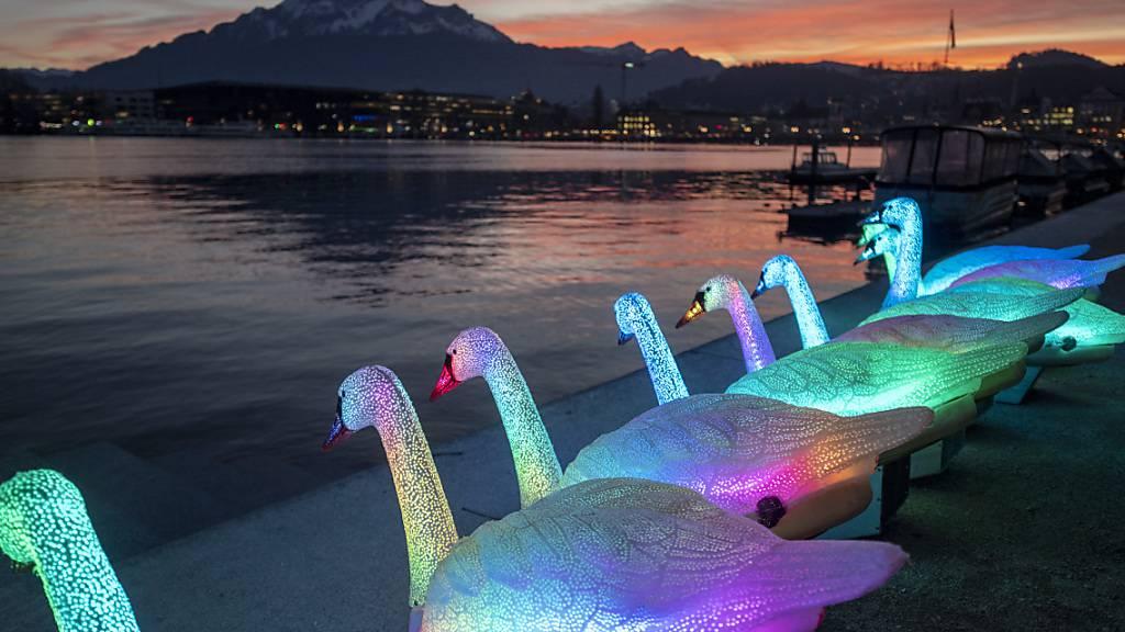 Die Luzerner Kultur soll leuchten: Der Kanton hat bis jetzt knapp 9 Millionen Franken Ausfallentschädigung ausbezahlt. (Symbolbild)