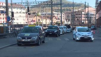 Im Kampf um die Kunden greifen die Taxifahrer in Olten auf besonders schmutzige Tricks zurück. Auch um Konzessionen wird geplänkelt.