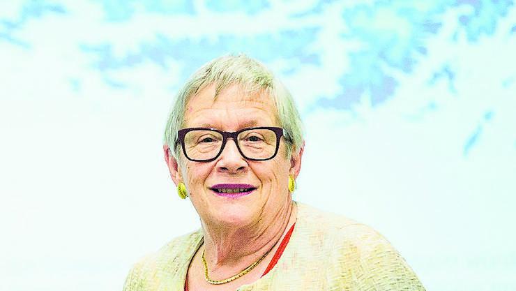 Stéphanie Mörikofer, alt Regierungsrätin