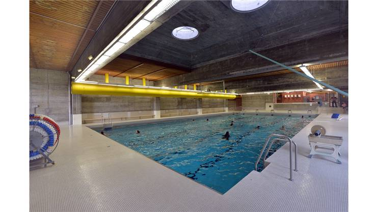 Der Kanton will, dass sich Olten in den nächsten 15 Jahren am Hallenbadbetrieb beteiligt.