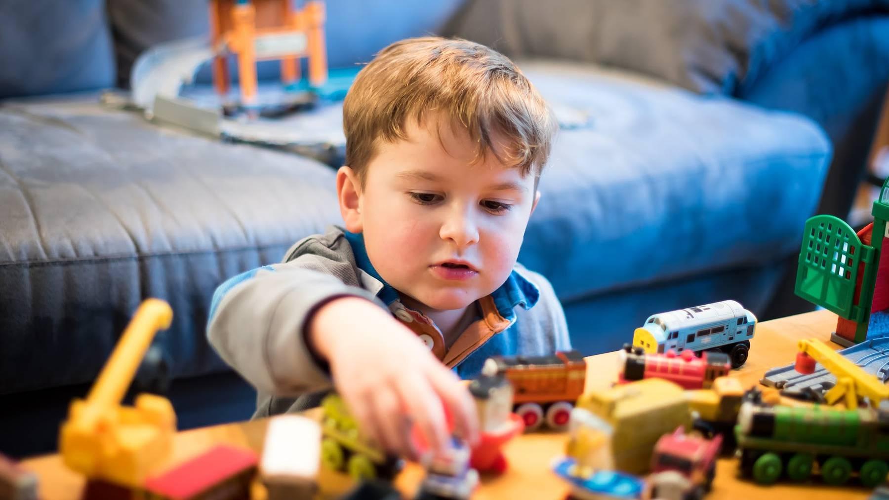 Spielsachen Kind