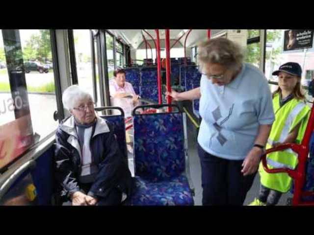BOGG Präventionsfilm Busfahr Tip für Behinderte