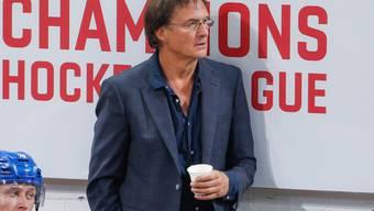 Für Arno del Curtos Davoser wird die Champions Hockey League nach der Gruppenphase vorbei sein