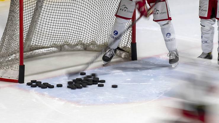 Tönt nach Win-Win-Situation für die Amateur-Eishockey-Teams: Aufsteigen ist möglich, Absteigen nicht!